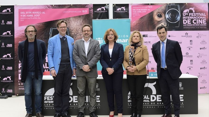 Presentación del 17º Festival de Cine de Las Palmas de Gran Canaria