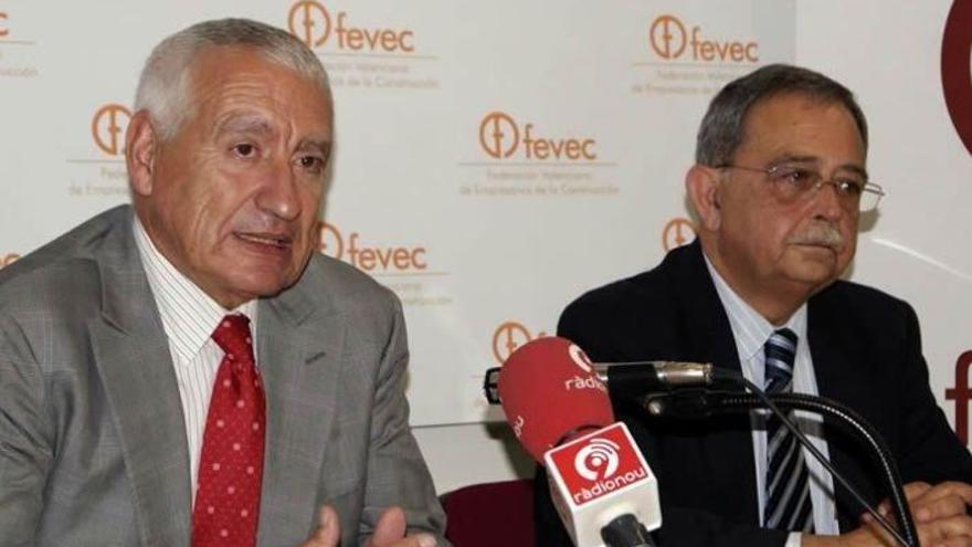 """El presidente de los constructores valencianos recibió 1,3 millones en un aval """"sin viabilidad económica"""" cuando era directivo de la rescatada SGR"""