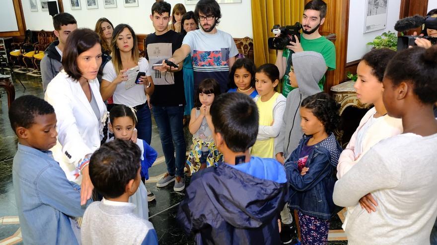 Treinta familias acogen este verano niños saharauis por el programa 'Vacaciones en Paz'