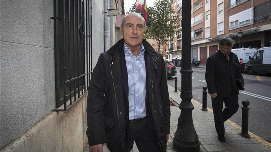 El portavoz del PP en el Ayuntamieno de Valencia, Alfonso Novo