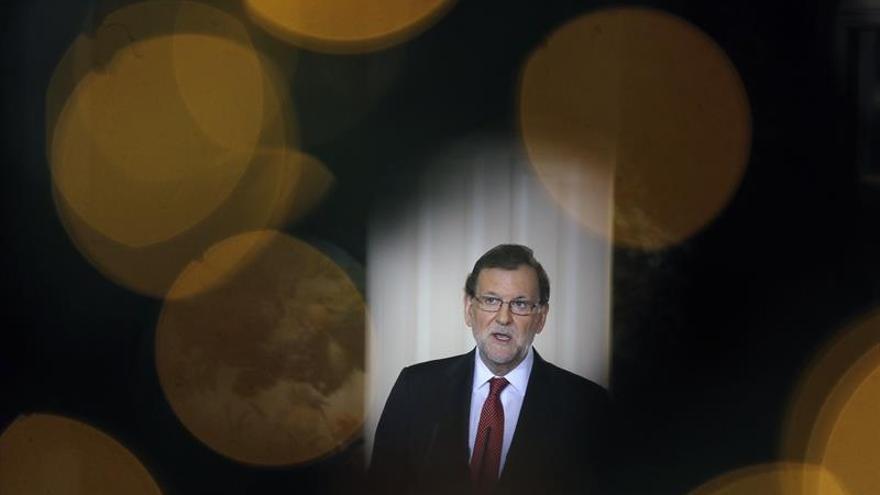 Rajoy resalta que la incertidumbre no ha afectado a economía por su fortaleza