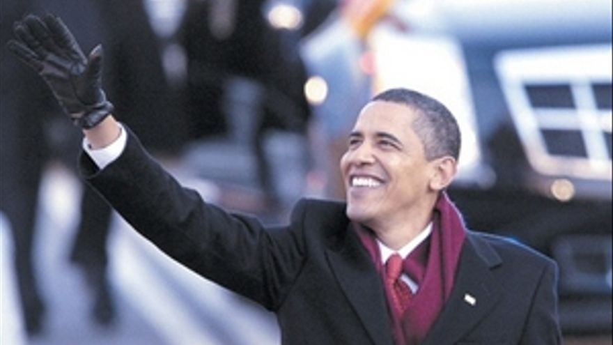 Obama, premio Nobel de la Paz
