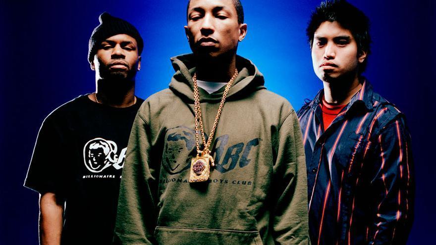 Pharrell Williams, N.E.R.D