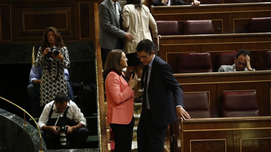 El PSOE abre expediente a los diputados del PSC que hace un mes rompieron la disciplina de voto en el Congreso