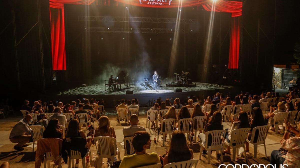 Un concierto en La Axerquía | ÁLEX GALLEGOS