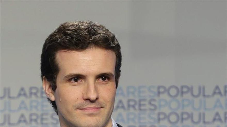 """El PP ve que Gabilondo """"no es buen cartel"""" por ser un exministro de Zapatero"""
