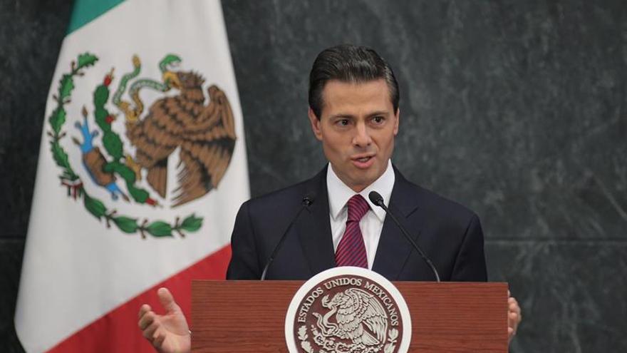 El presidente de México, Enrique Peña Nieto, en una imagen de archivo.