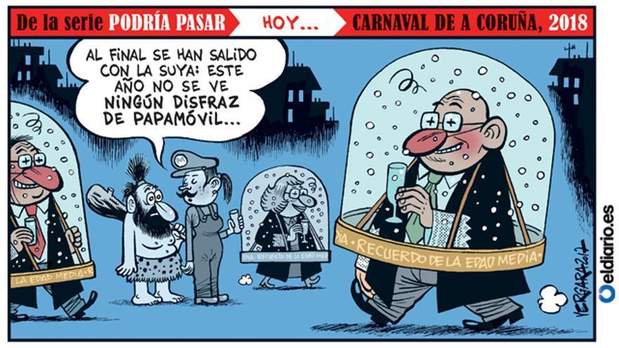 Carnaval de A Coruña 2018