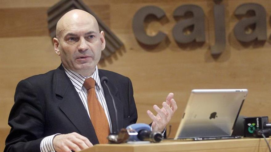 El juez de la Audiencia Nacional Javier Gómez Bermúdez.