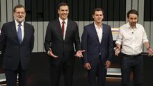 """Sánchez llama a la movilización en su cierre: """"Necesitamos un PSOE fuerte"""""""