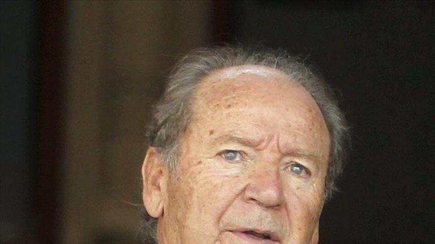 José Luis Núñez sale de prisión para pasar las Navidades en casa