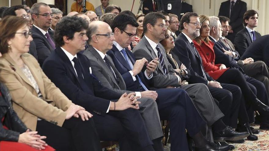 Rajoy cifra en 20.000 millones de euros el ahorro en 2014 de la administración electrónica