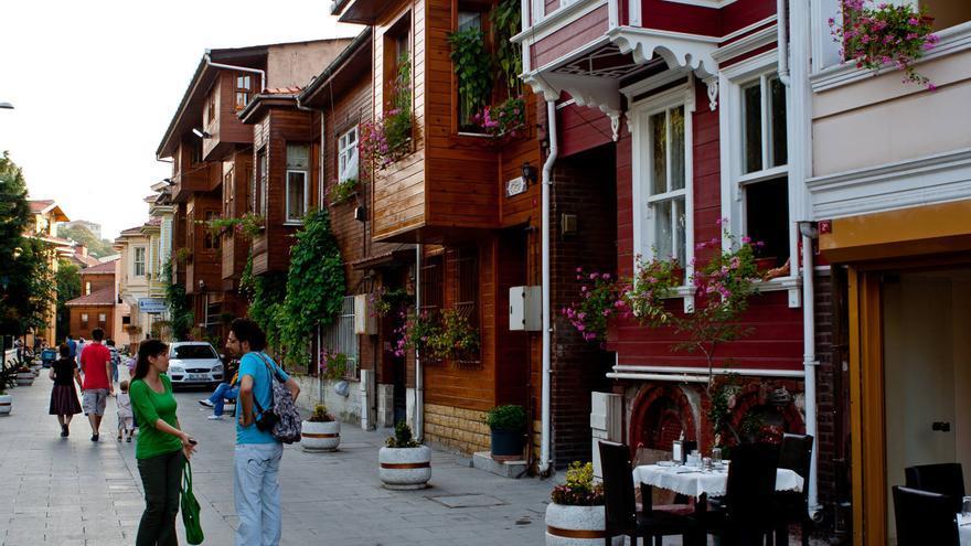 Inmediaciones de la Mezquita de Eyüp, en Estambul. VIAJAR AHORA