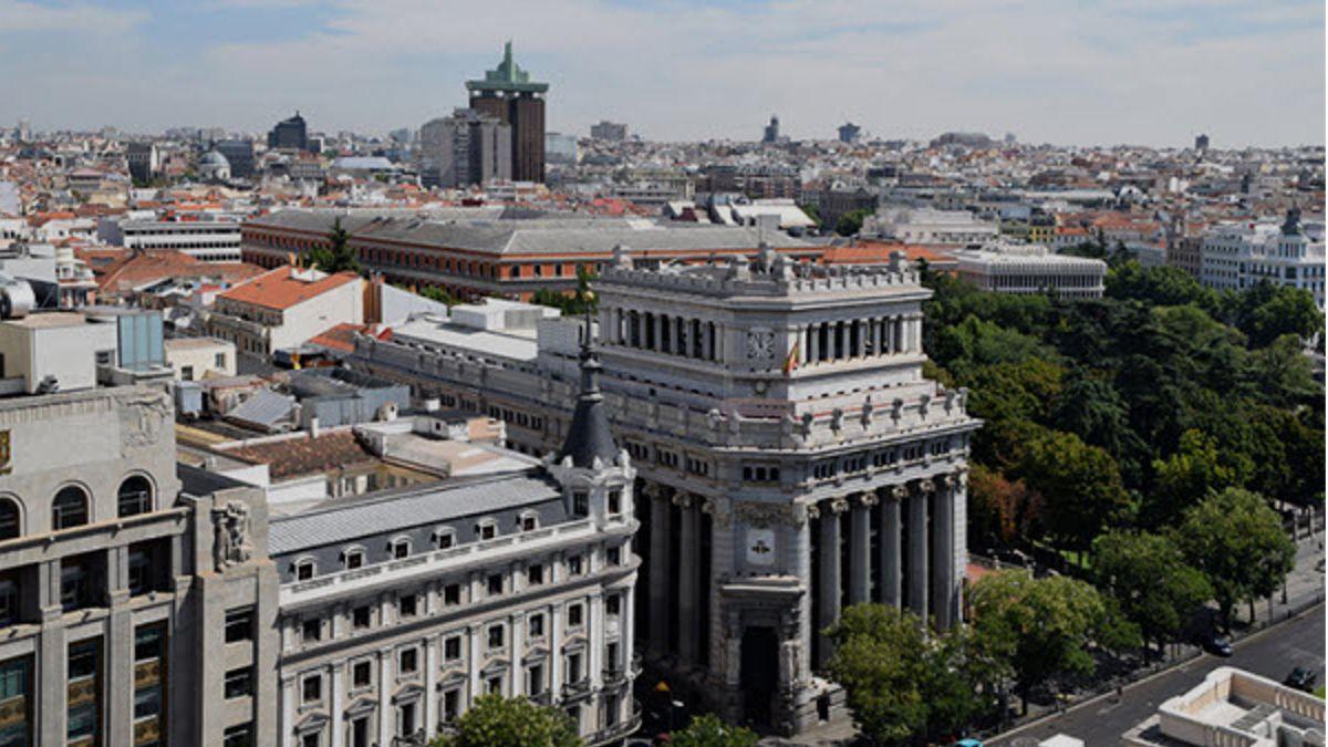 Fachada del Instituto Cervantes | COAM
