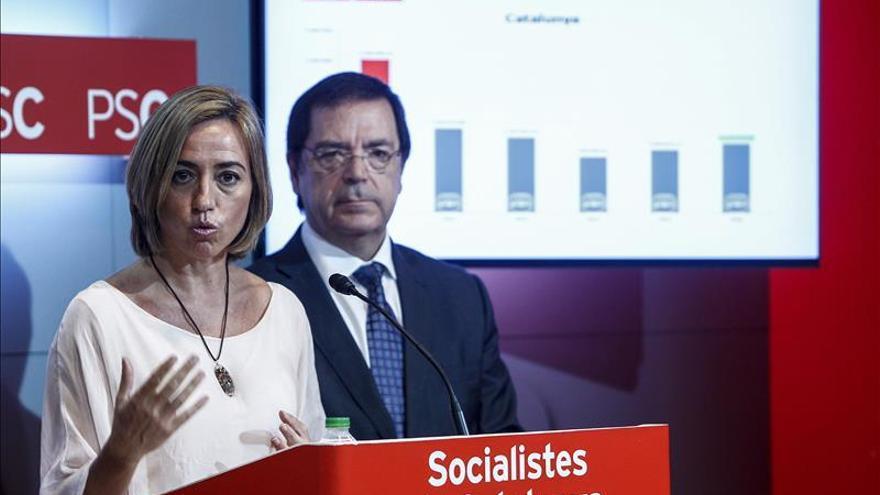PSC propone 960 millones de inversión adicional para Cataluña en presupuestos