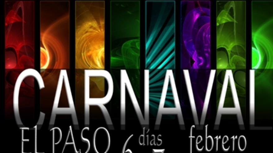 Cartel del Carnaval de El Paso.