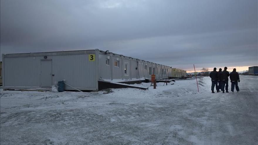La deportación de refugiados a Rusia por el Ártico crea controversia en Noruega