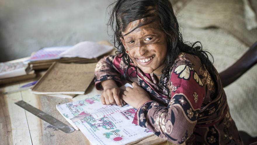 Foto: Ayuda en Acción - Nicola Bailey - ActionAid