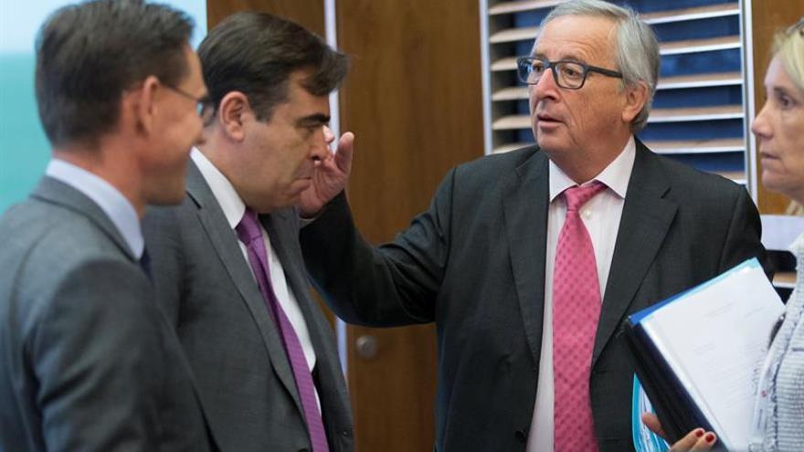 """La CE recuerda que """"no tiene un papel"""" en la orden de detención de Puigdemont"""