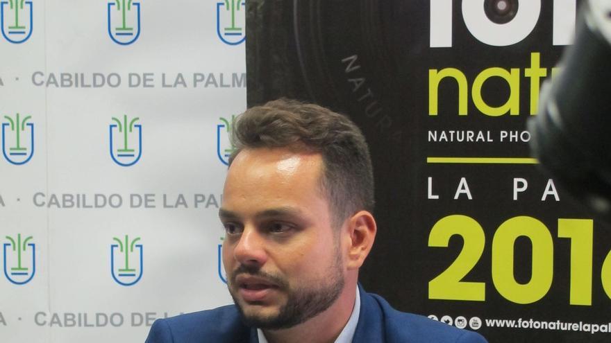 Jordi Pérez Camacho es consejero de Empleo.