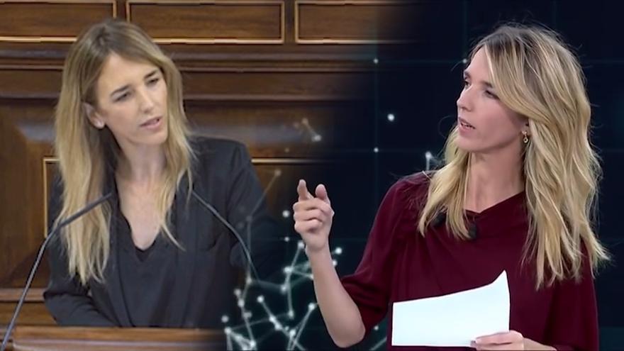 VÍDEO   Los mejores momentos de Cayetana Álvarez de Toledo