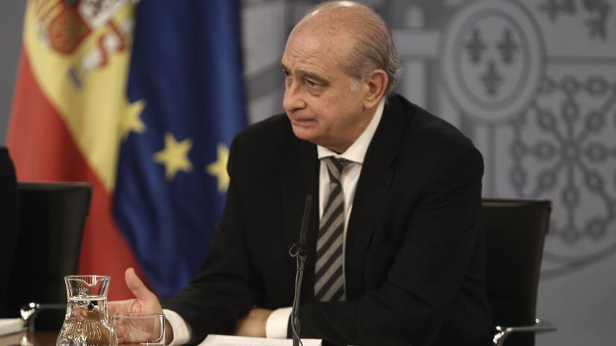 """Fernández Díaz sobre los recibimientos a etarras: """"Con la Policía o la Guardia Civil no se hubieran producido"""""""