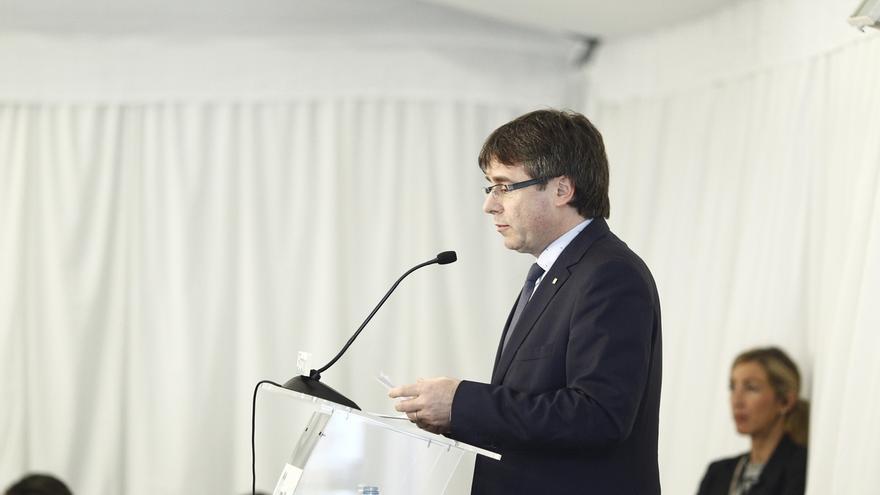 Puigdemont deja claro a la CUP que la única alternativa a sus presupuestos es prorrogar los actuales