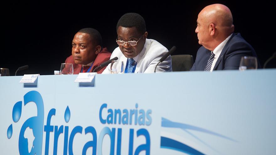 Guinea Ecuatorial busca inversores en Africagua para proyectos hidráulicos por valor de 100 millones de euros.