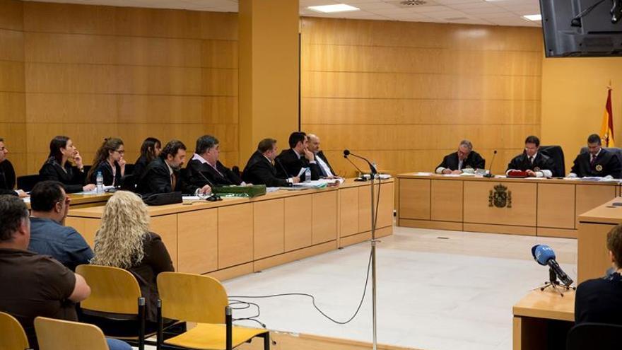 Juicio del caso Corredor