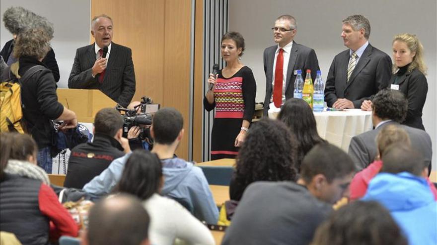 Jóvenes españoles copan empleos y plazas de FP que Berlín ofrece a sus socios