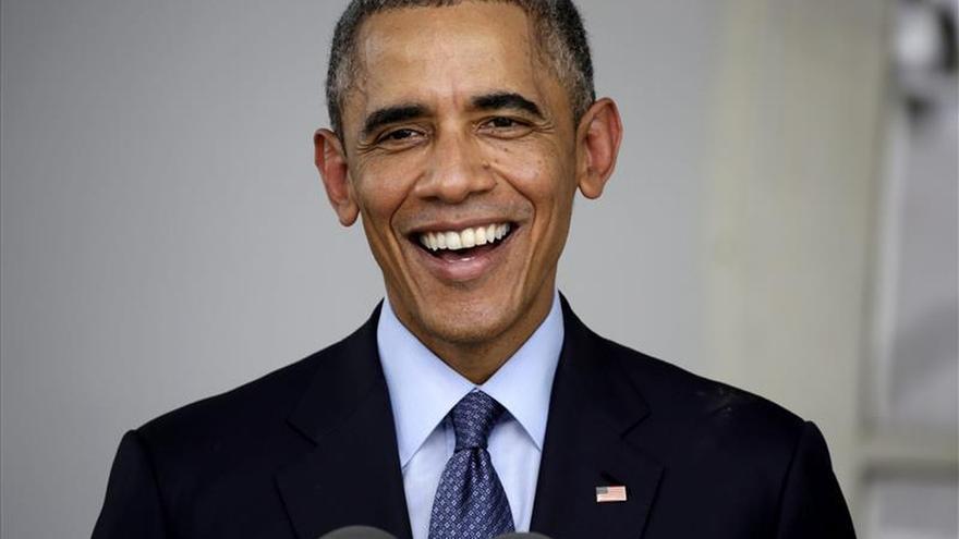 Obama bate un récord Guiness con un millón de seguidores en Twitter en 5 horas