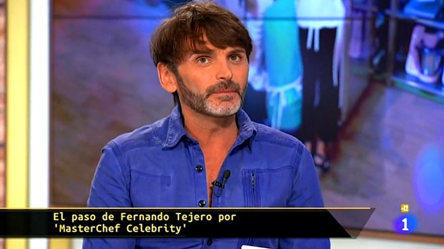 Fernando Tejero, sobre 'Masterchef Celebrity': 'Editan donde a ellos les favorece por la audiencia'
