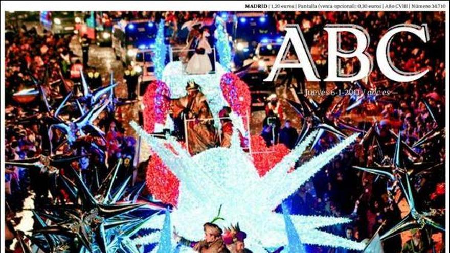 De las portadas del día (06/01/2011) #6