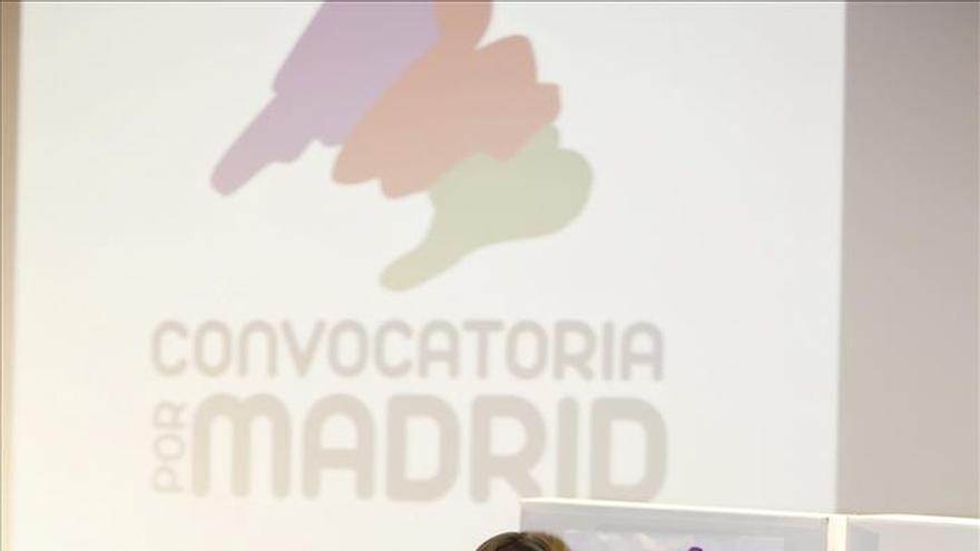 La plataforma de Tania Sánchez celebrará primarias en marzo o a inicios de abril