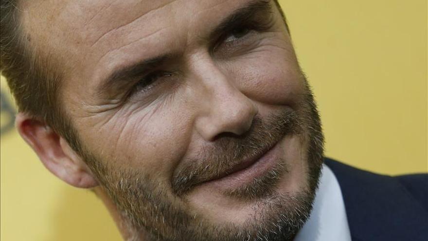 Beckham pide a los líderes mundiales actuar para poner fin a los abusos contra los niños