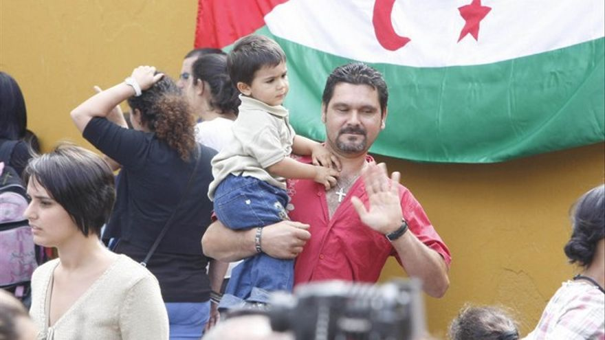 De la llegada de niños saharauis #6