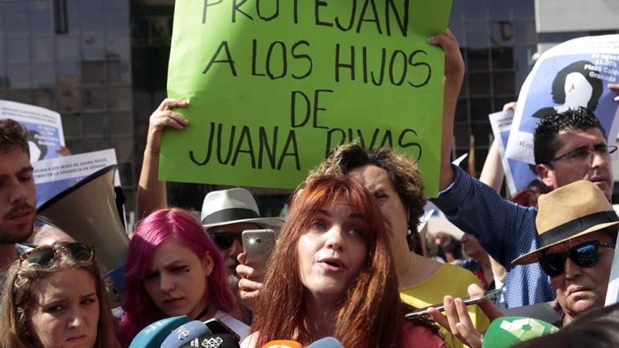 """Juana Rivas dice en una carta que está viviendo una """"pesadilla de terror"""""""
