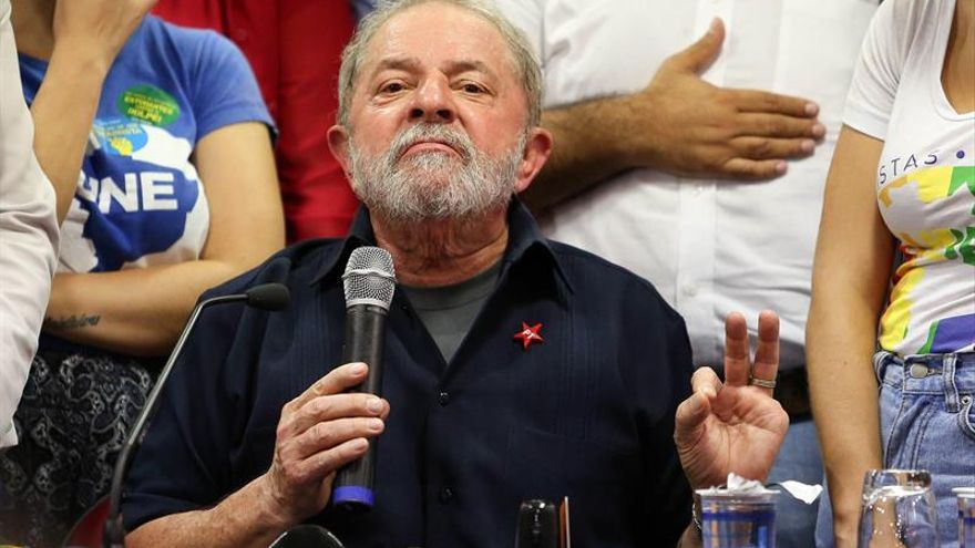 """Lula denuncia ante la ONU que sufre una """"persecución judicial"""" en Brasil"""