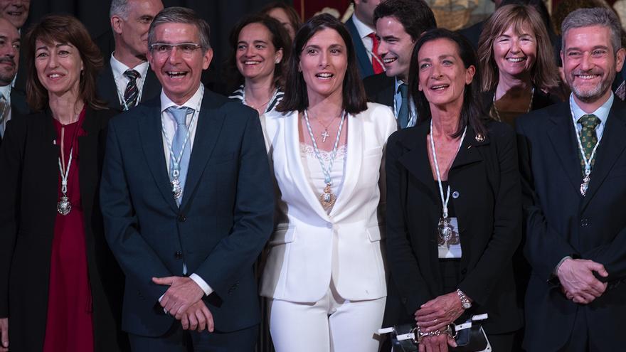Pleno de investidura del Ayuntamiento de Santander. | JOAQUÍN GÓMEZ SASTRE
