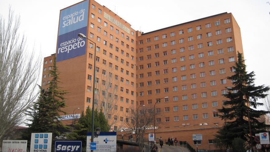 Hospital Clínico de Valladolid.