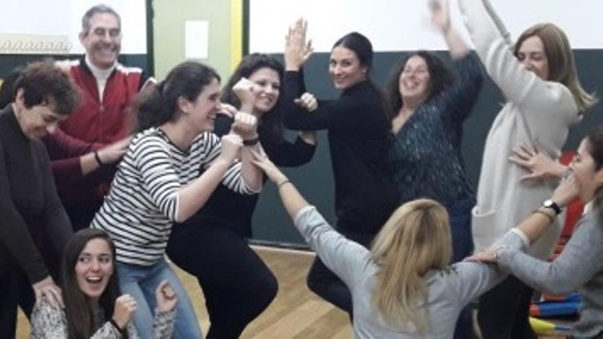 Curso para docentes impartido por la Fundación Yehudi Menuhin España
