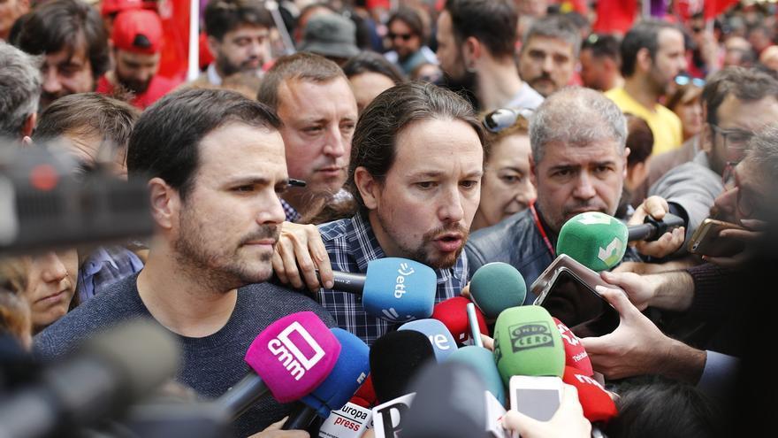 """Iglesias considera """"imprescindible"""" que Unidas Podemos esté en un Gobierno de coalición progresista"""