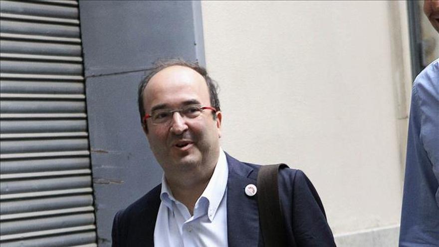 El congreso del PSC ratifica hoy a Miquel Iceta como líder, con presencia de Sánchez