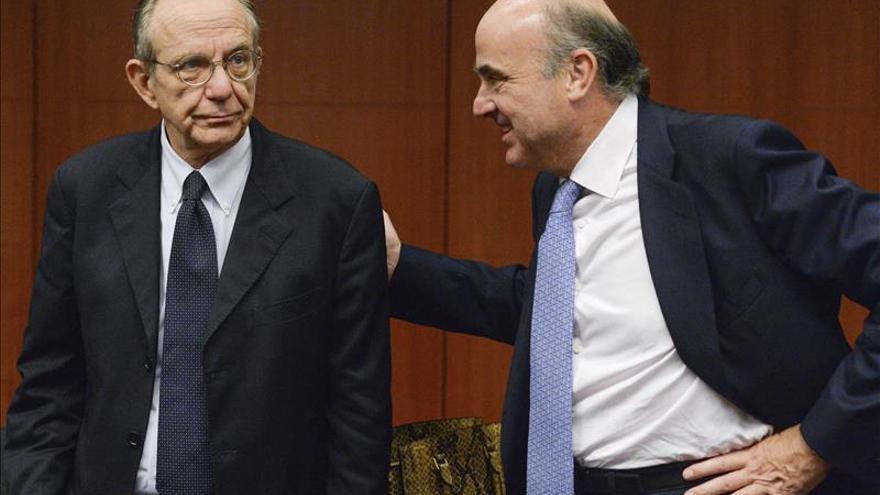 Los socios del euro no han elegido a De Guindos para ser su jefe.