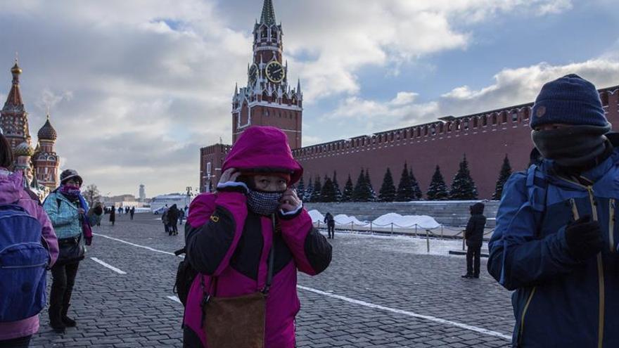 Una avería deja sin calefacción a unos 16.000 rusos con 32 grados bajo cero