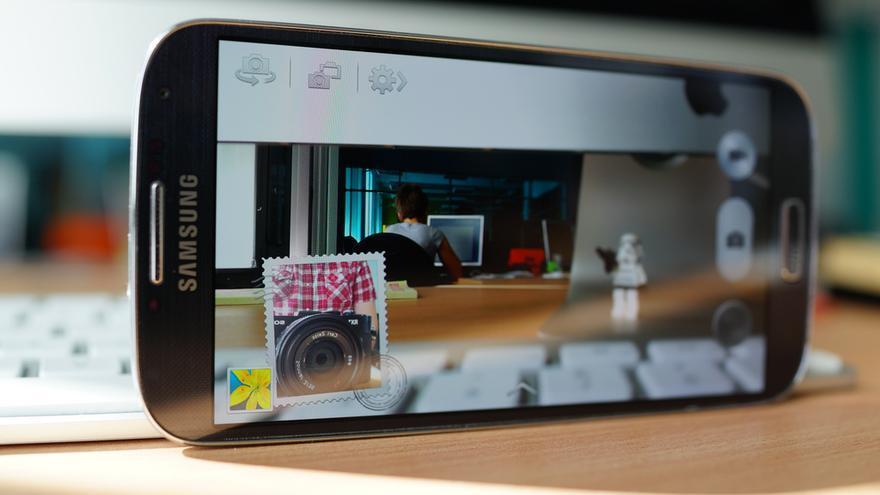 Samsung Galaxy S4, uno de los teléfonos compatibles con 4G (Foto: Janitors en Flickr)