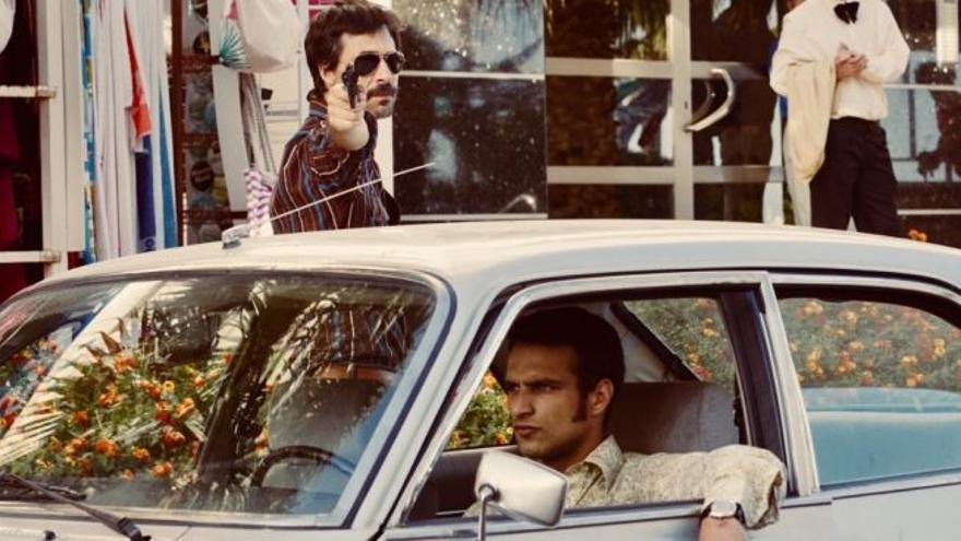"""Pablo Barrera, creador de 'Brigada Costa del Sol': """"Nos hemos esforzado en que sea muy andaluza"""""""
