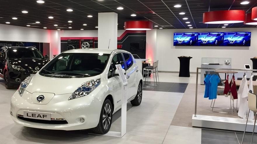 Las ventas de vehículos en Cantabria suben un 6,6% hasta mayo