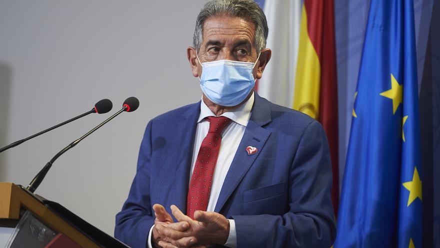 El presidente de Cantabria, Miguel Ángel Revilla.- Archivo