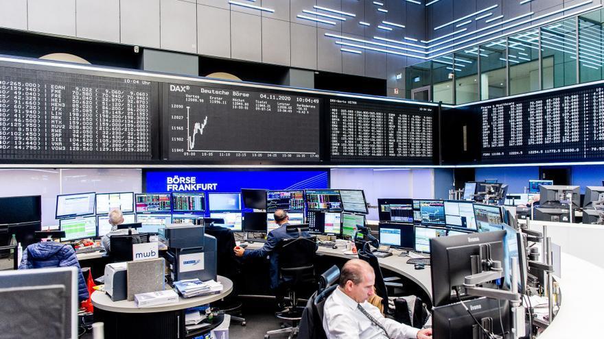 Los inversores, atentos a la inflación europea y al empleo en EE.UU.